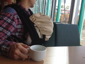 新生児でも使える抱っこ紐