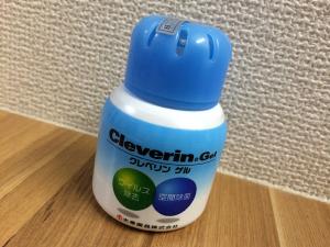 空気除菌クレベリン